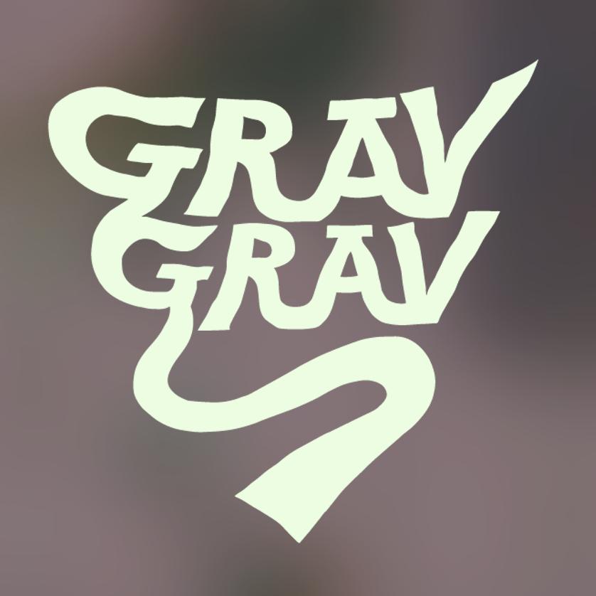 gravgrav Logo Sign Insignia Token